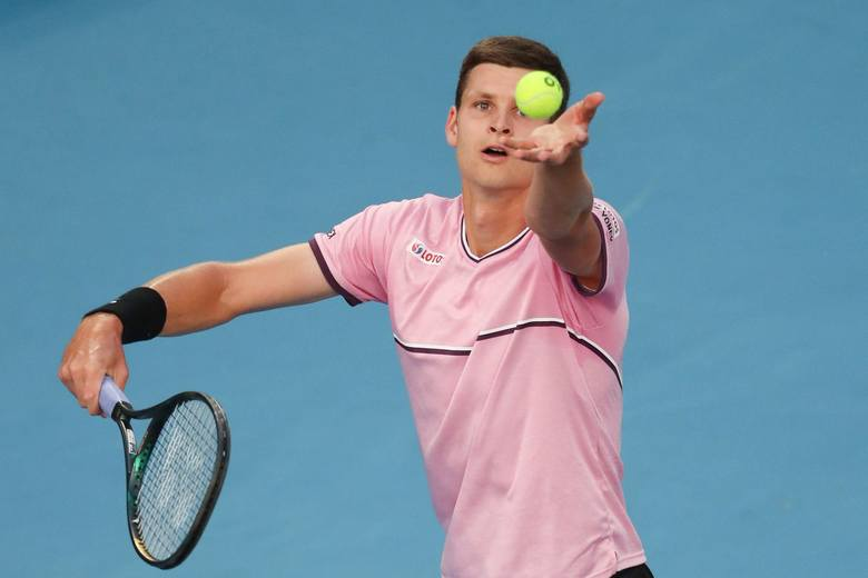 ATP Auckland. Benoit Paire zatrzymał Huberta Hurkacza. Pierwsza porażka Polaka w 2020 roku