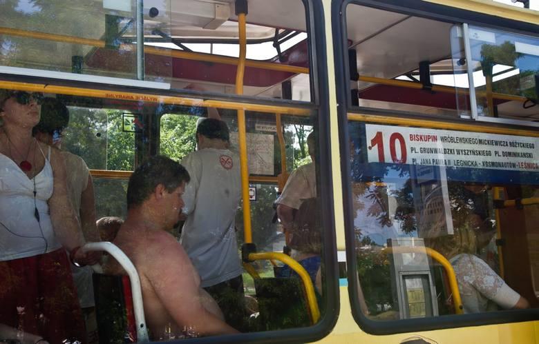 """Szczególnie """"wonne"""" bywają tramwaje bez klimatyzacji"""