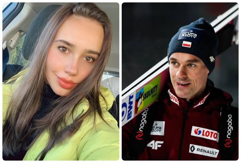 Piotr Żyła i Marcelina Ziętek to jedna z najpopularniejszych polskich par. Ukochana skoczka chętnie zajmuje się nie tylko aktorstwem, ale i modelingiem.