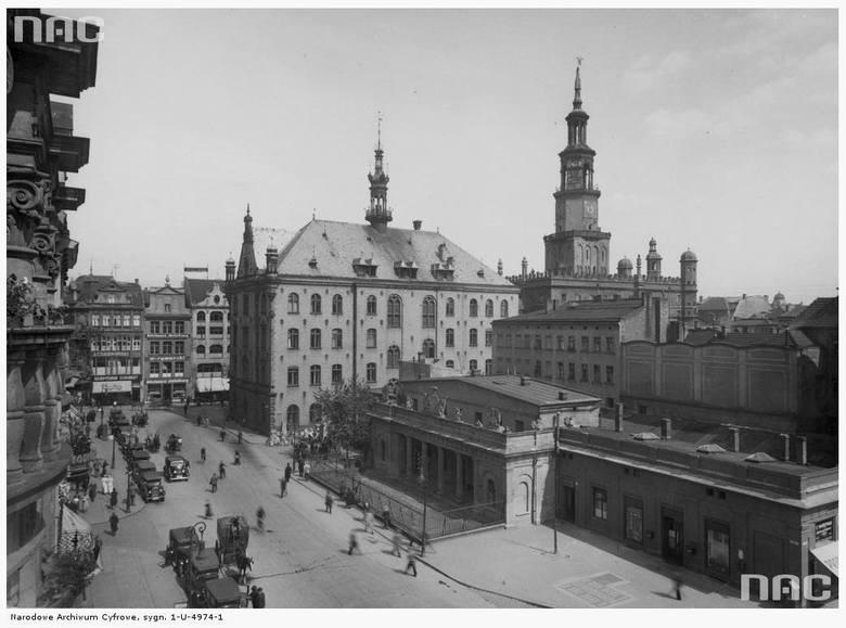 Stary Rynek - 1934 rok