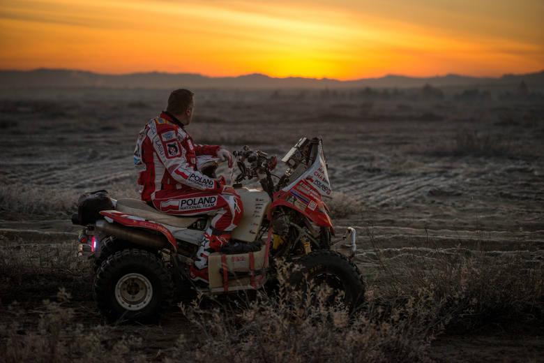 W 42. edycji Rajdu Dakar, który w dniach 5-17 stycznia odbędzie się w Arabii Saudyjskiej, wystąpi 17 Polaków. Do rywalizacji quadów po przerwie spowodowanej