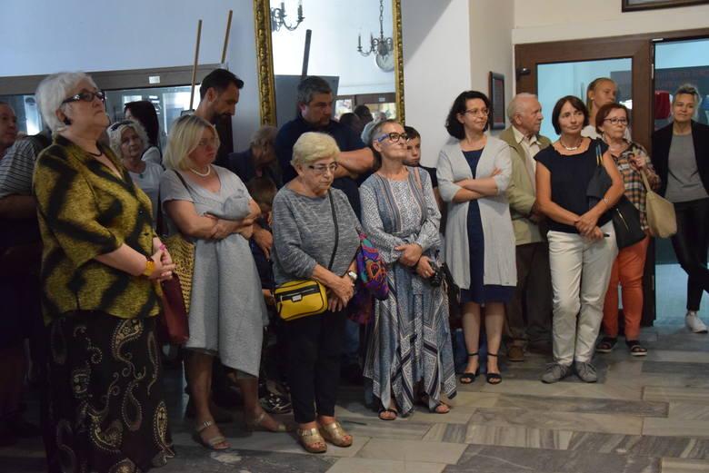 Zielona Góra, 11 września 2019. Wystawa w Muzeum Ziemi Lubuskiej, poświęcona dawnym zakładom fotograficznym.