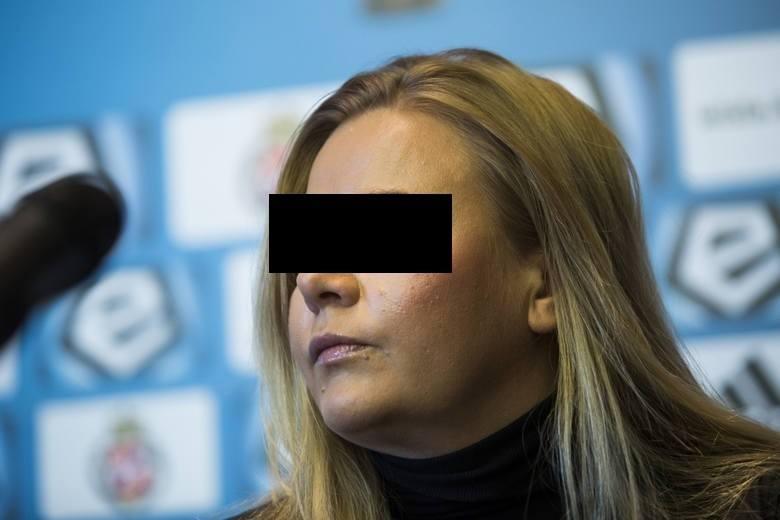 Była prezes Wisły Marzena S.