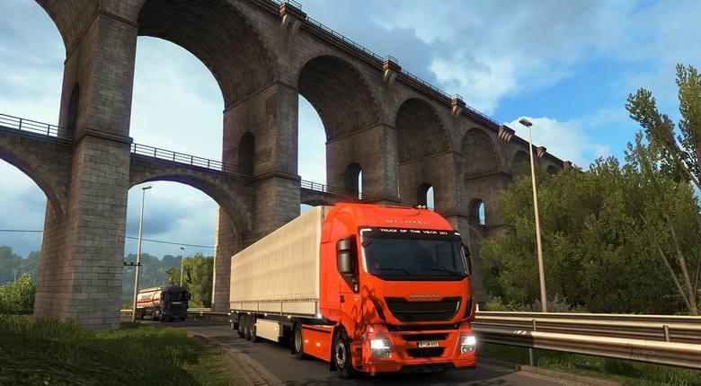 Euro Truck Simulator 2: Vive La France!Euro Truck Simulator 2: Vive La France!