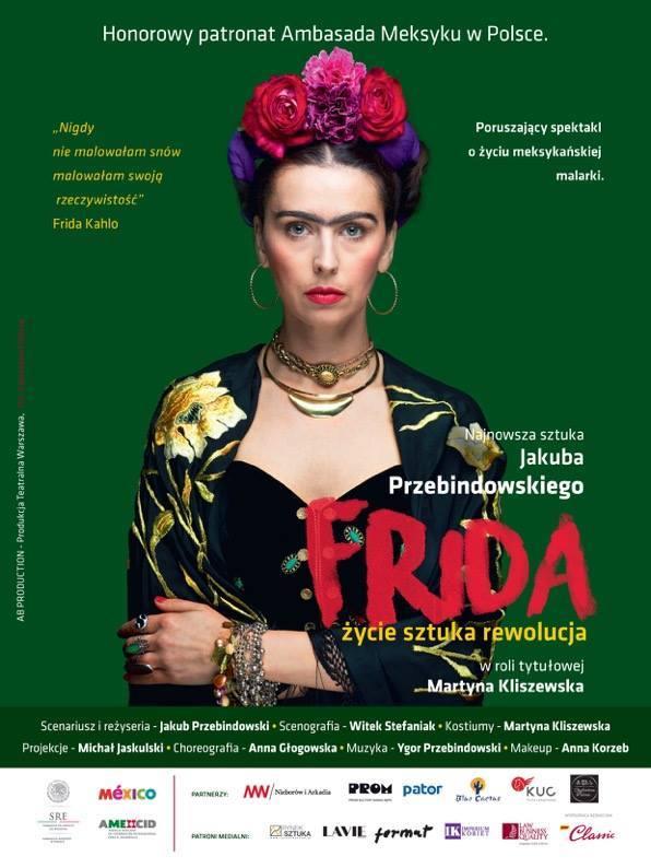 Jesień w mieście: Frida Kahlo i Izabela Trojanowska