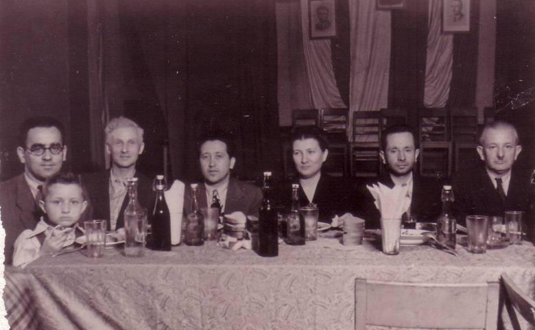 W 1947 roku Ida Gliksztejne we Wrocławiu wzięła udział w zjeździe ocalonych lubelskich Żydów. W zbiorach jej rodziny zachowało się zdjęcie z tego wydarzenia. W tym czasie mieszkała już w Bytomiu, pracując jako nauczycielka w tamtejszym liceum.
