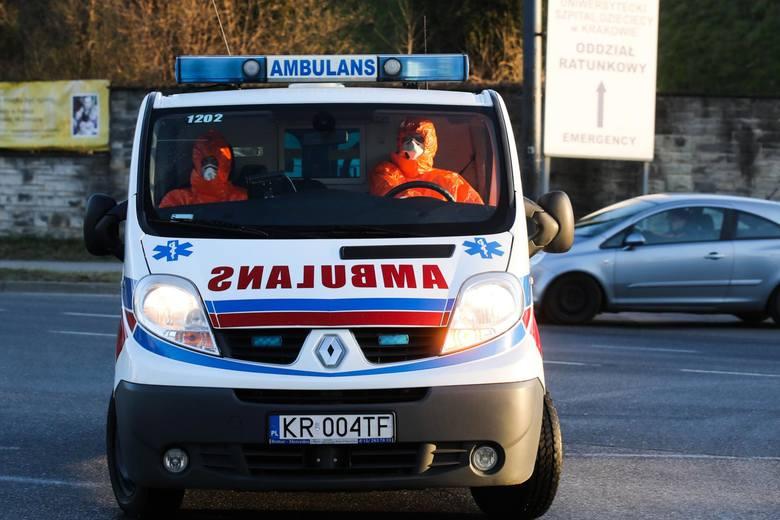 Rośnie liczba zakażeń koronawirusem w Małopolsce