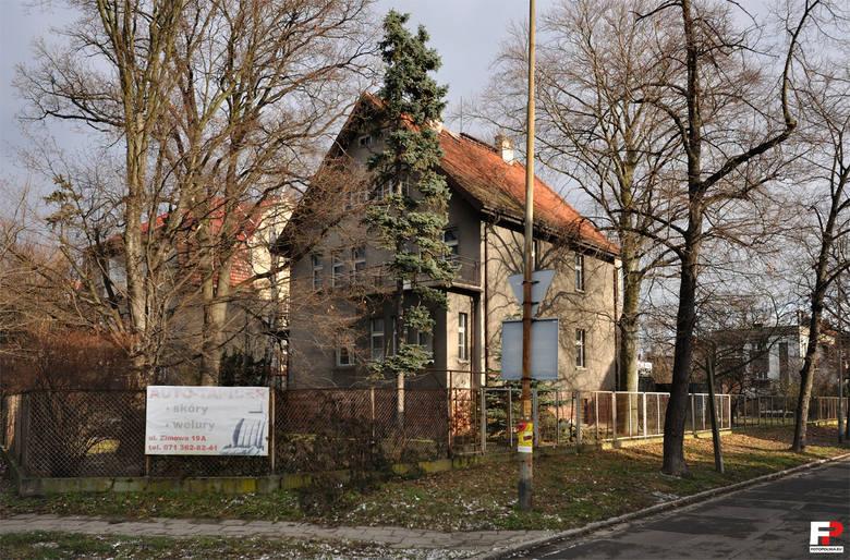 W tej willi przy ul. Krzyckiej ma działać fundacja Olgi Tokarczuk