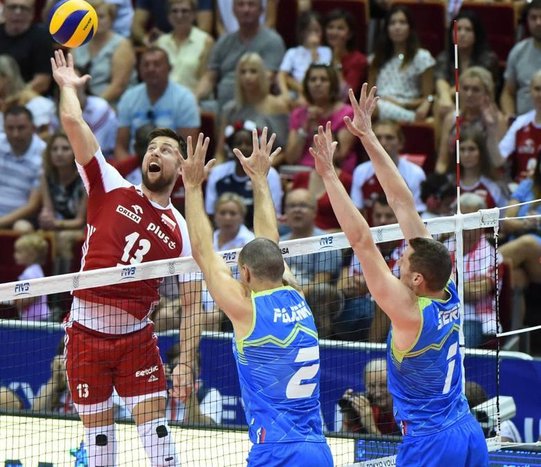 Vital Heynen podał skład kadry siatkarzy na mistrzostwa Europy. Skreślił dwóch mistrzów świata!