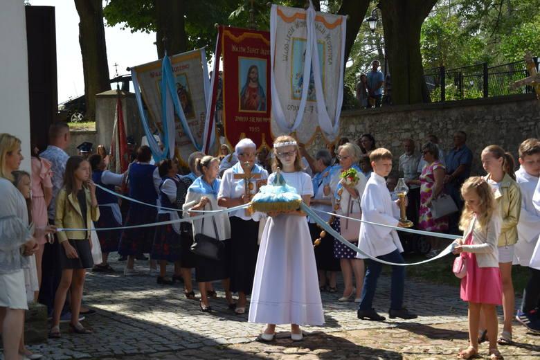 Parafia pod wezwaniem Wniebowzięcia Najświętszej Maryi Panny w Małogoszczu obchodzi święto odpustowe. 15 sierpnia w kościele katolickim upamiętniamy