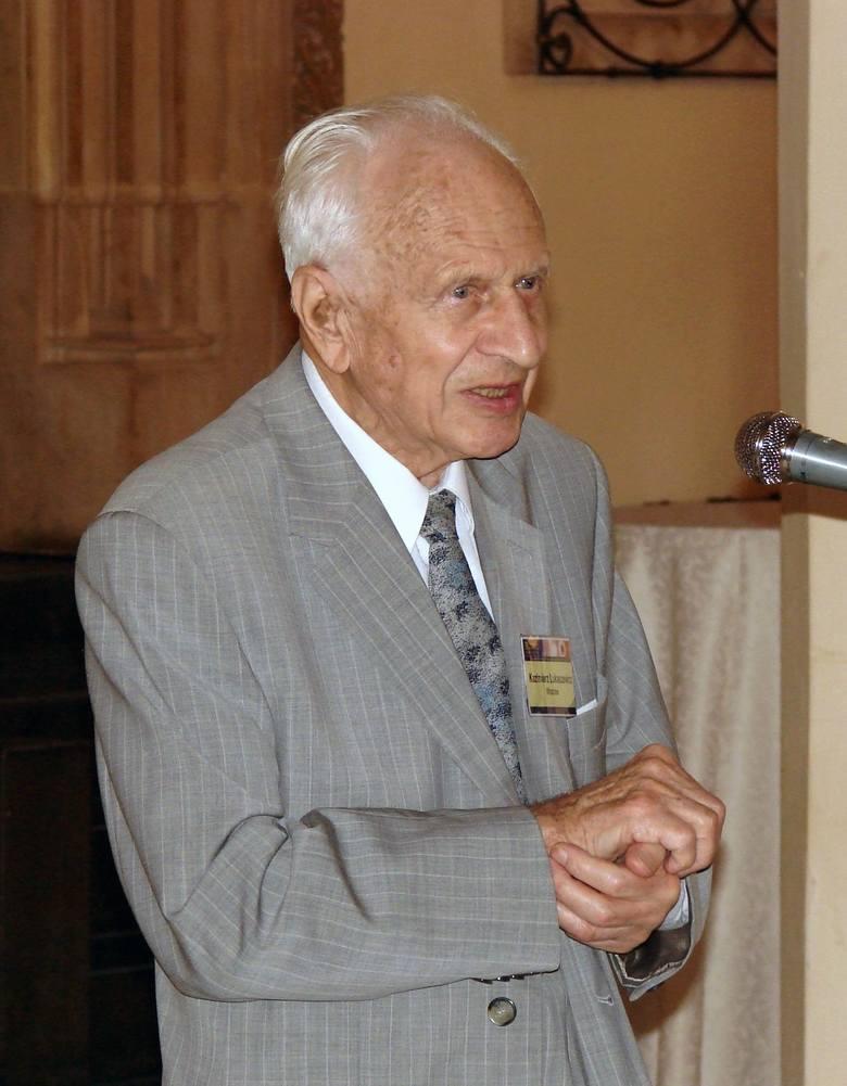 Prof. Kazimierz Łukaszewicz