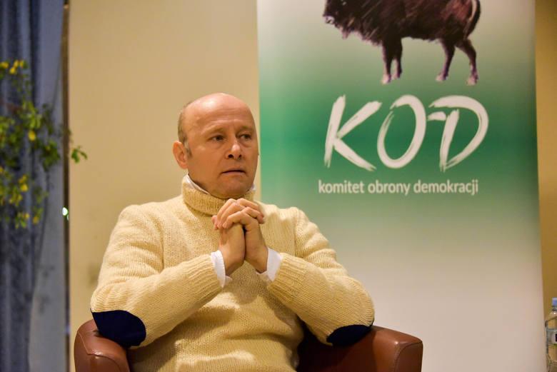 Krzysztof Pieczyński w Białymstoku