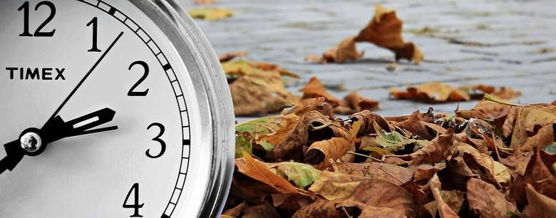 Zmiana czasu na zimowy 2019. Kiedy przestawiamy zegarki? Czas zimowy od 27.10.2019
