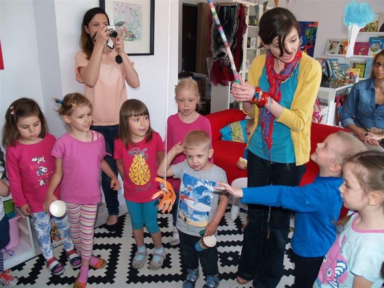 Dzień Dziecka w Makowym Polu (zdjęcia)