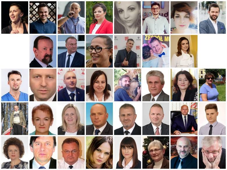 OSOBOWOŚĆ ROKU   Galeria liderów powiatowych w kategorii: Działalność społeczna i charytatywna, Samorządność i społeczność lokalna