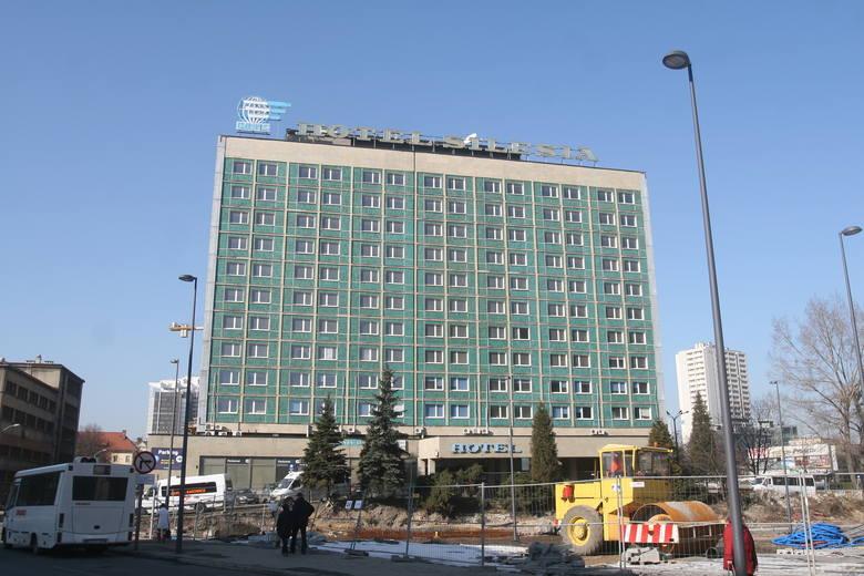 Hotel Silesia w Katowicach