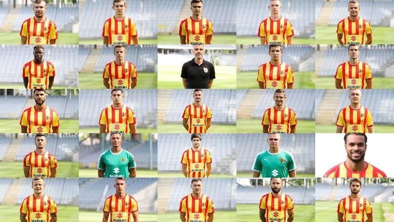 Korona Kielce rywalizuje w Lotto Ekstraklasie. Przedstawiamy wszystkich piłkarzy Korony, którzy są w kadrze na rundę jesienną sezonu 2018/19, już po