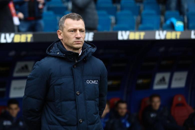 31 marca 2019 roku klub poinformował, że Adama Nawałkę do końca ówczesnego sezonu zastąpi dotychczasowy trener rezerw, Dariusz Żuraw. Dla byłego asystenta