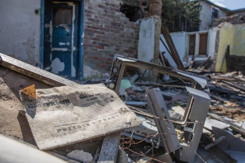 """Bywają """"organicznie"""" osadzone w krajobrazie, wbijając się w stromizny improwizowanymi murami oporowymi - tak urzędnicy opisują zabudowania przy Orlicz-Dreszera, nazywając nietypowe gdyńskie osiedle """"kompleksem samorobnej zabudowy"""""""