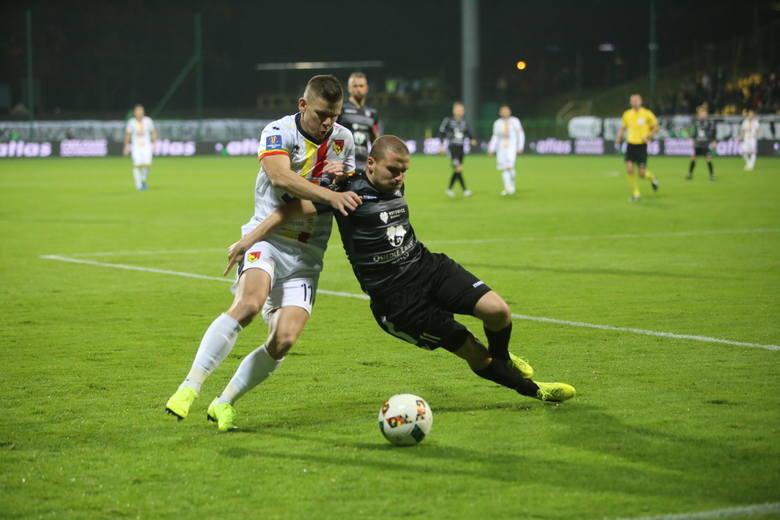 Puchar Polski: GKS Katowice - Jagiellonia Białystok 0:1. Ależ dramat! [ZDJĘCIA, RELACJA]