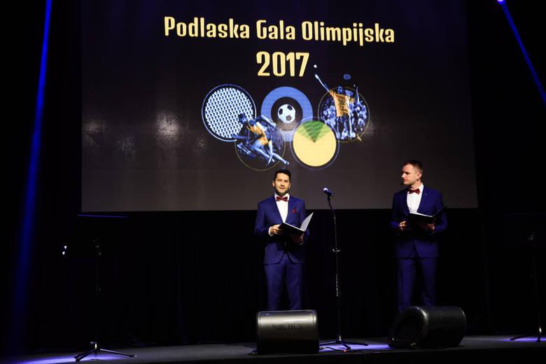 Podlaska Gala Olimpijska 2017