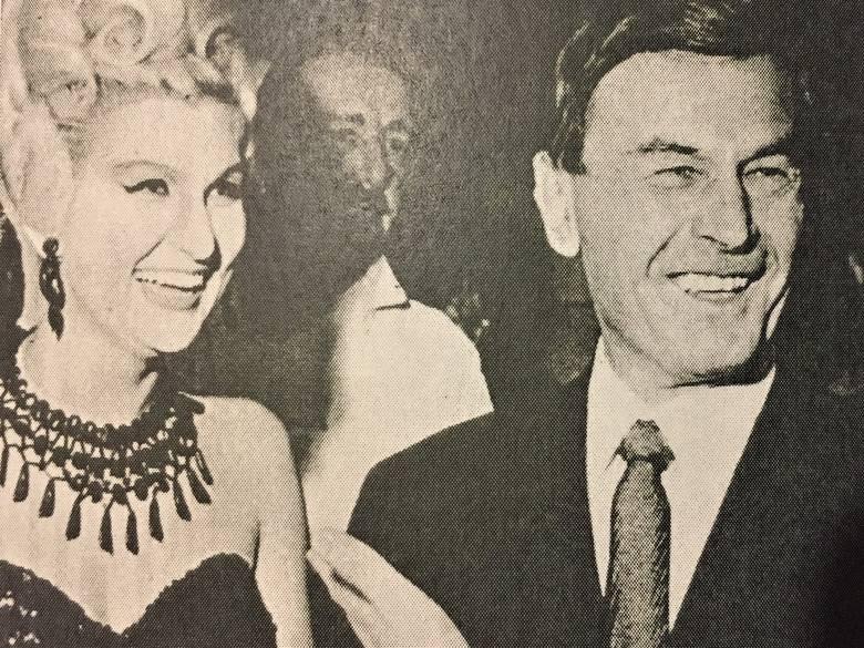 Wanda Polańska i Jan Kiepura
