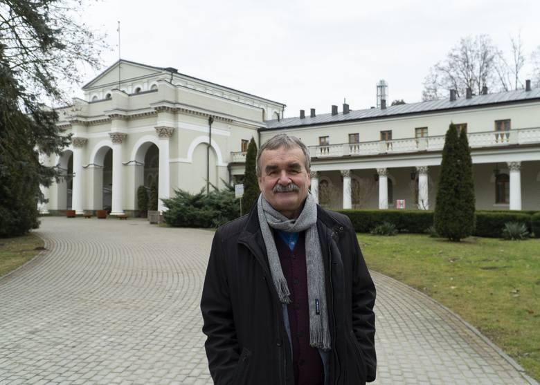 Wojciech Lubawski, prezes Uzdrowiska Busko-Zdrój zdradza plan na piękną przyszłość (ZDJĘCIA)