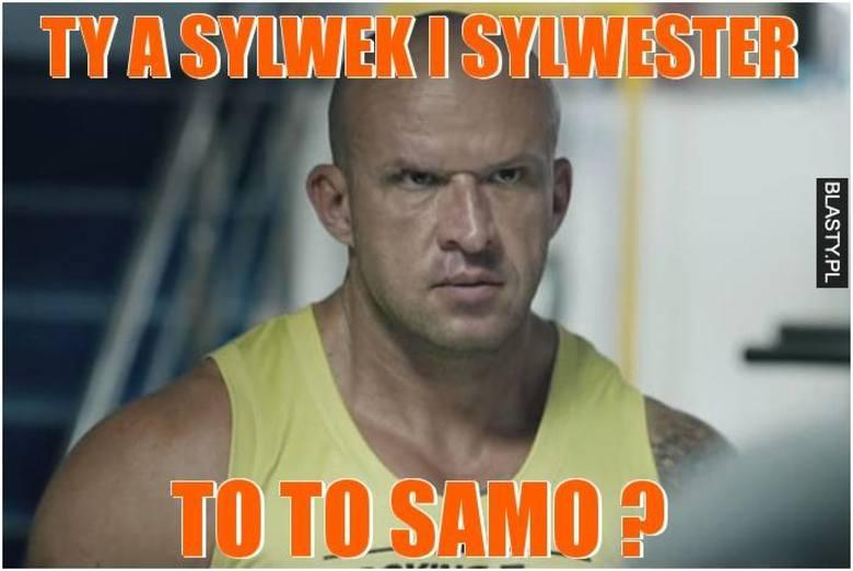 Najlepsze memy i śmieszne obrazki na Sylwestra i Nowy Rok.