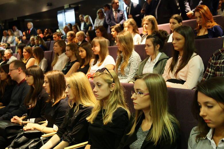 Inauguracja roku akademickiego 2016/2017 na Uniwersytecie Medycznym