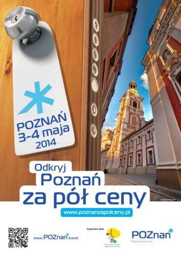 Poznań za pół ceny: Padł serwer, lista miejsc niedostępna. Sprawdź u nas
