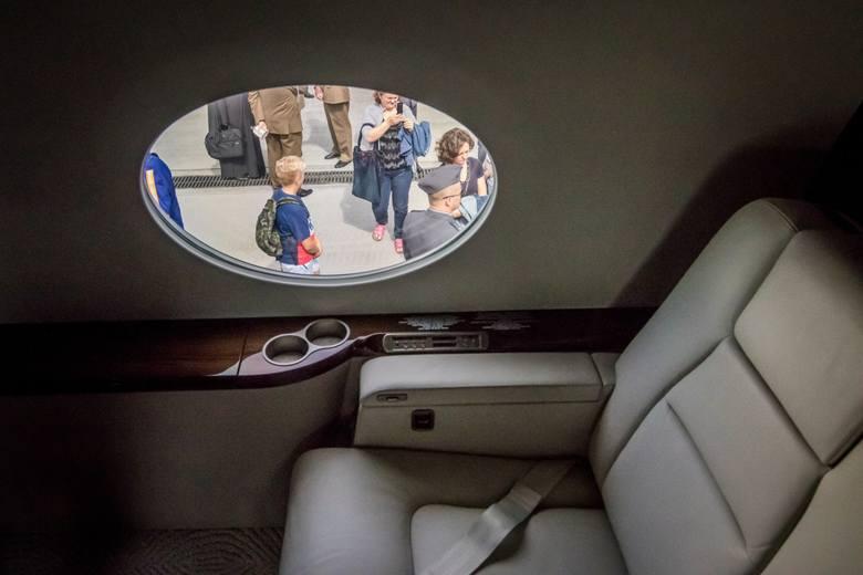 Nowy samolot Andrzeja Dudy. Prezydent poleciał do USA ekskluzywną maszyną z silnikiem Rolls-Royce'a