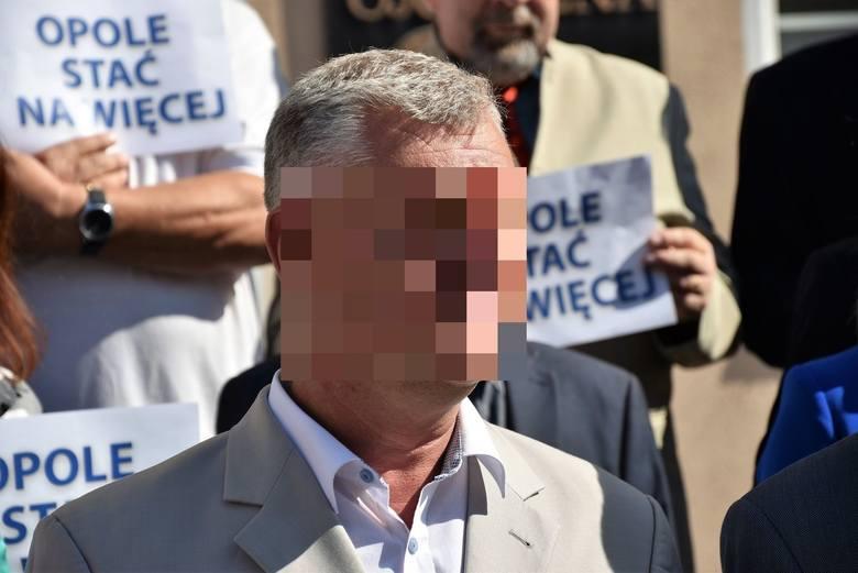 Arkadiusz Sz. nie jest już wiceprzewodniczącym rady miasta w Opolu