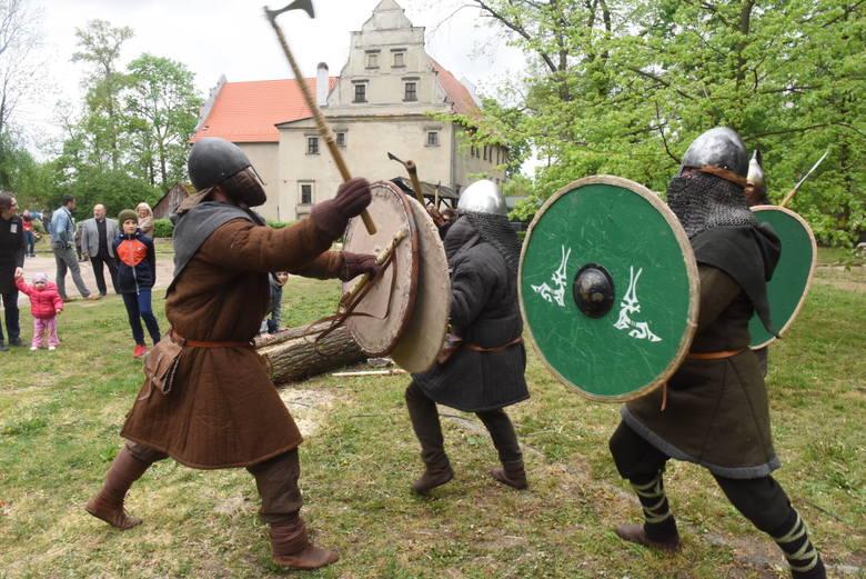 27.04.2019. Świdnica - Muzeum Środkowego Nadodrza - Dzień Kultury Średniowiecznej