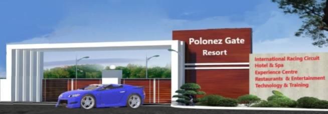 Tor wyścigowy Formuły 1, hotel ze SPA, osiedle mieszkalne. W miejscowości Odrowąż w gminie Stąporków, powstanie POLONEZ GATE!?