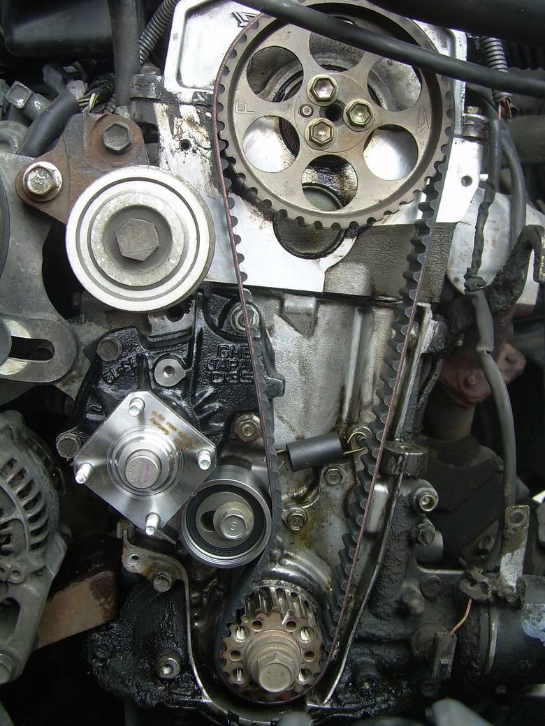 Przebieg rozrząduProducenci samochodów w przypadku każdego modelu zalecają wymianę newralgicznych elementów pojazdu przy określonym przebiegu. Jednym