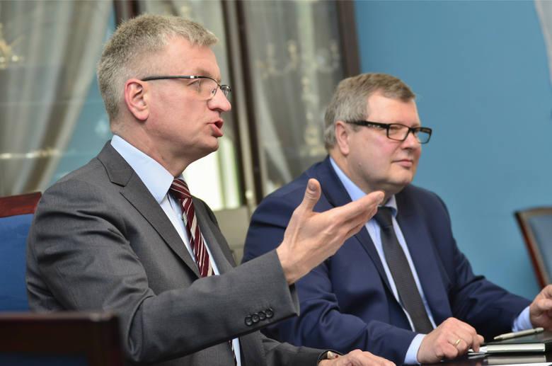 Andrzej Białas był m.in. dyrektorem Gabinetu Prezydenta Poznania.