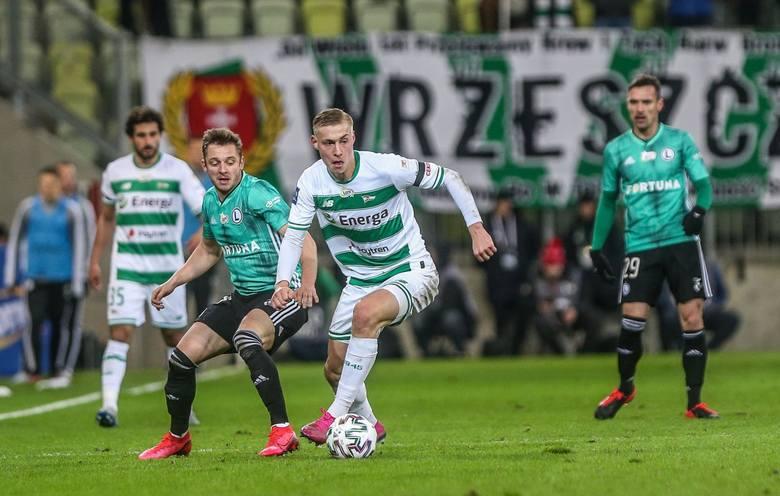 Którym piłkarzom Lechii Gdańsk kończą się w czerwcu kontrakty? Latem będą mogli opuścić zespół biało-zielonych [GALERIA]