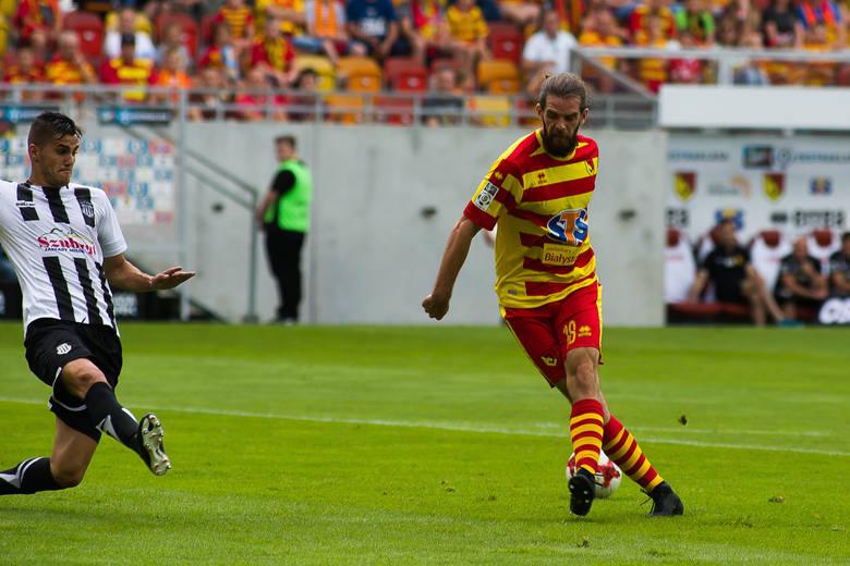 Cillian SheridanNajnowszy pomysł transferowy klubu z Bułgarskiej. Niezwykle skuteczny w poprzednim sezonie Irlandczyk stracił w Jagiellonii Białystok