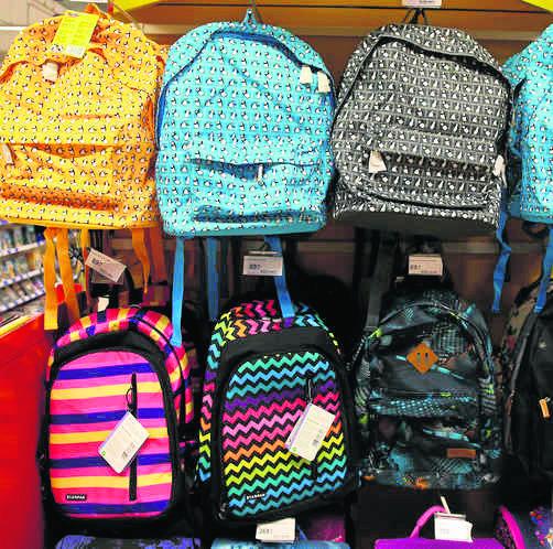 Handlowcy już stresują dzieci szkolnymi wyprawkami