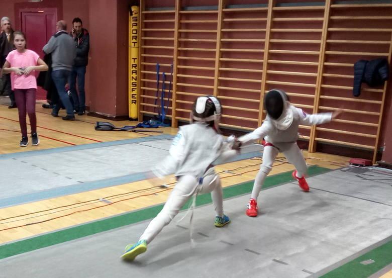 Szermierka. Ola Binko najlepsza w międzynarodowym turnieju we florecie
