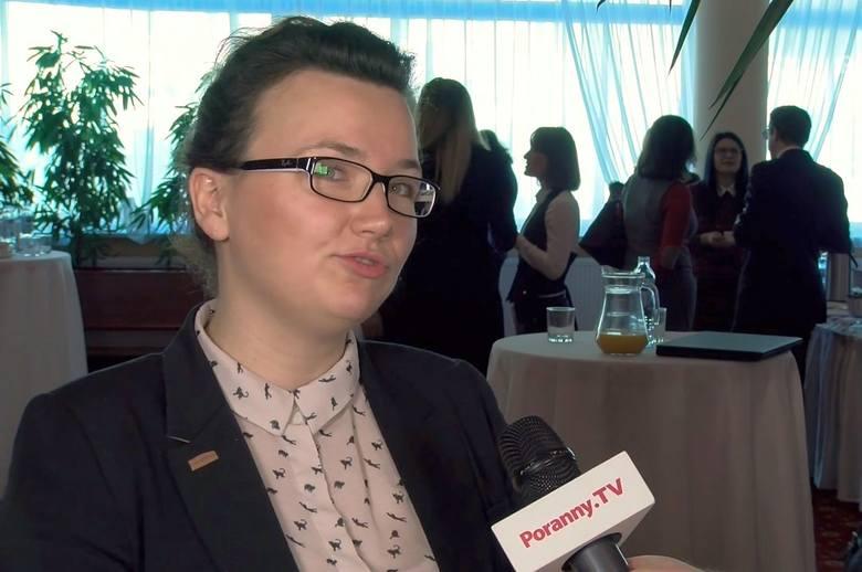 """Anna Zadykowicz: Czy """"Złota Setka"""" jest ważna dla przedsiębiorstw? [WIDEO]"""