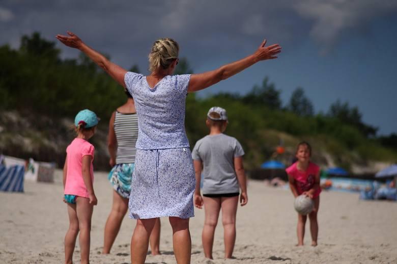 Kto zaplanował urlop pod koniec sierpnia, będzie się cieszyć upalną pogodą.