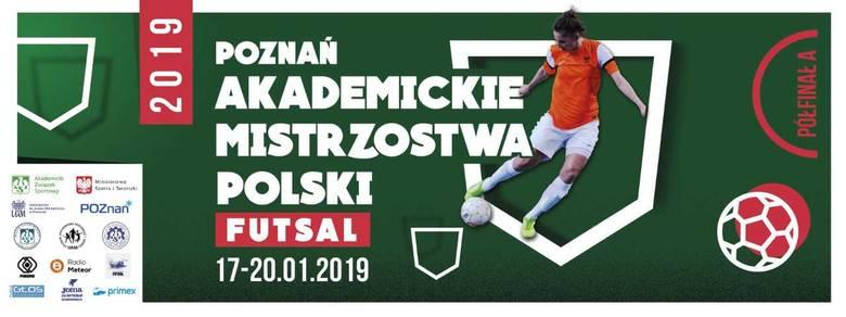 AZS UAM zaprasza do kibicowania poznańskiej drużynie i wszystkim pozostałym uczestnikom w turnieju półfinałowym akademickich mistrzostw Polski kobiet