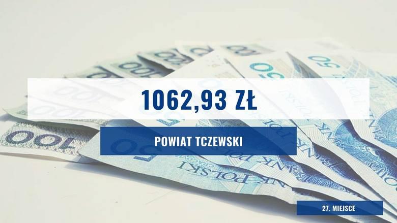 """Ranking """"Wspólnoty"""" 2019. Najbogatsze i najbiedniejsze powiaty na Pomorzu. Gdzie żyje się najdostatniej?"""