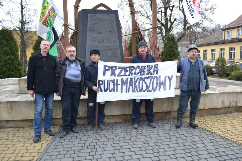 Strajk na Śląsku. Strajk w KWK Sośnica-Makoszowy: Są ulotki, będzie blokada [ZDJĘCIA]