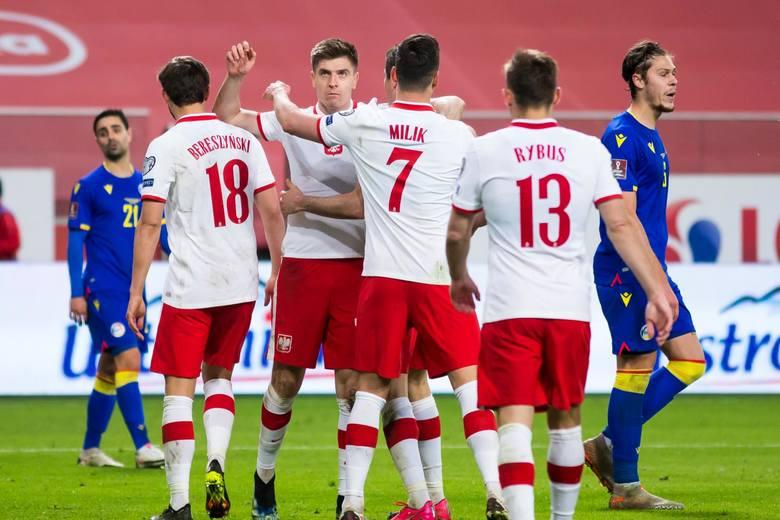 Mecz Anglia - Polska. Koronawirus w kadrze i kontuzja Roberta Lewandowskiego sprawiają, że skład na wyjazdowy mecz z Anglią (środa, godz. 20:45) będzie
