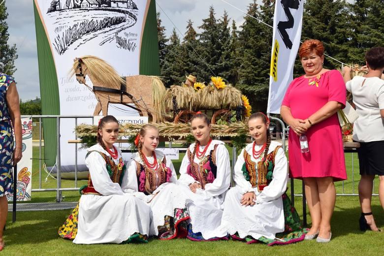 Dożynki gminy Wyszków odbyły się 18 sierpnia 2019 r.