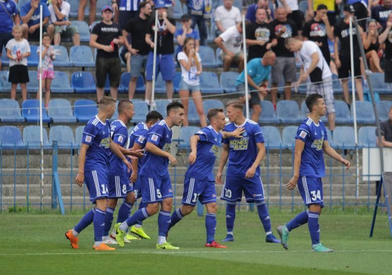 Ruch Chorzów pierwszy raz w historii gra w II lidze.