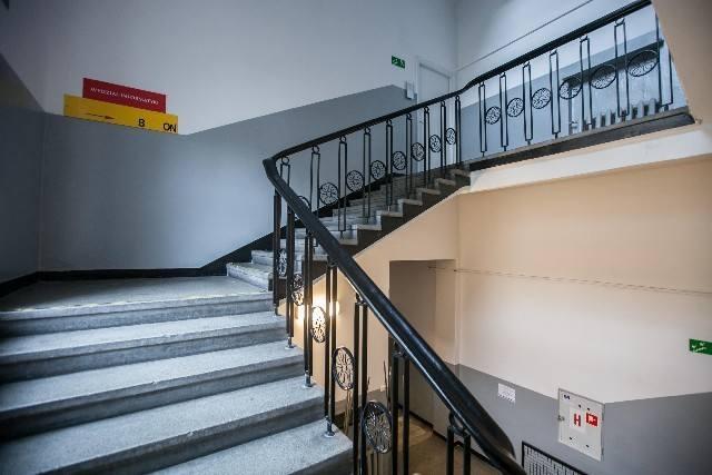 Do tragedii doszło na IV piętrze budynku magistratu.