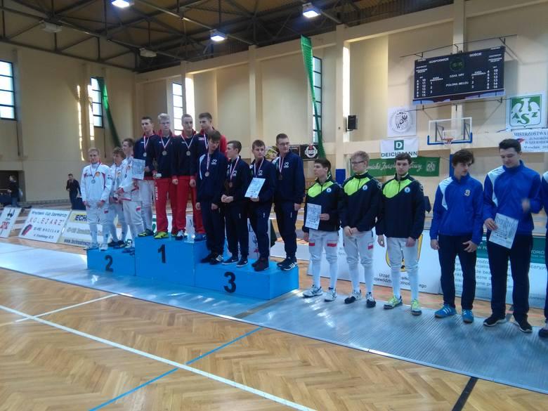 Szermierze Startu Opole mieli dwie szanse na medal